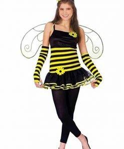 FunWorld Junior's Teen Honey Bee Costume