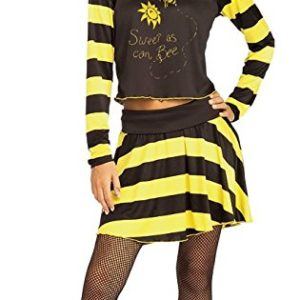 Sweet Bee Girls Costume - Teen