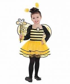 Ballerina Bee Kids Costume - 3-4 Years