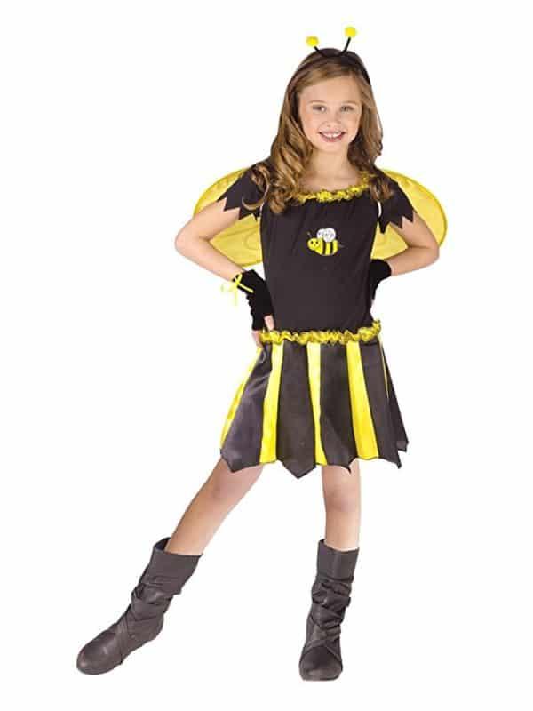 Kids-Costume Sweetheart Bee Child 4-6 Halloween Costume - Child 4-6
