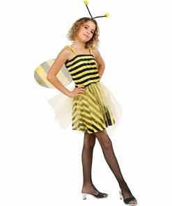 Childs Sweet Bumble Bee With Wings