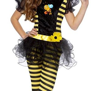 Busy Bumble Bee Girls Costume - Child Small