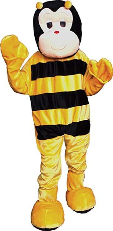 WMU Costume Bee Mascot