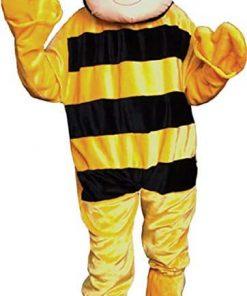 Morris Costumes Men's Bumble Bee Mascot Adult One Sz