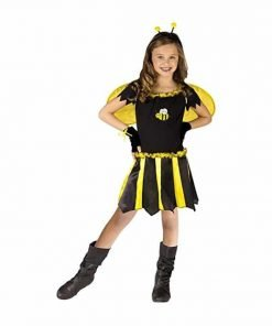 Fun World Girl's Sweetheart Bee Costume