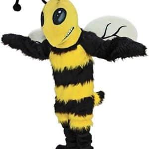 Bumblebee Mascot Costume