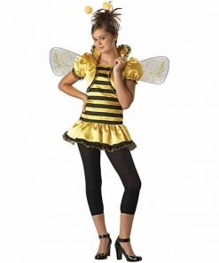 In Character Costumes - Honey Bee Tween Costume