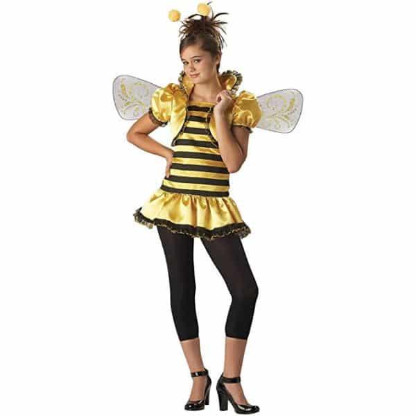 In Character Costumes - Honey Bee Tween Costume