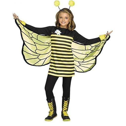 Rubie's Child's Costume, Bumblebee Tutu Costume-Toddler