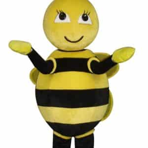 Lovely Yellow Bee Mascot Costume Cartoon Character Adult Sz Langteng (TM)Cartoon