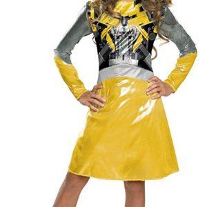 Bumblebee Girl Classic Costume
