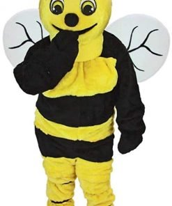 Honey Bee Mascot Costume