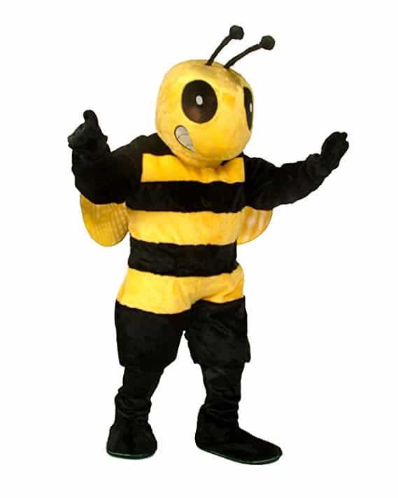 Marylen's Bee Mascot Costume