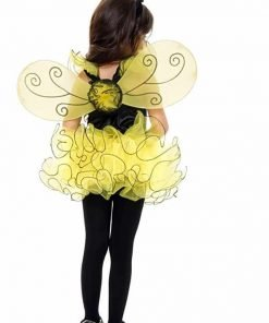 Charades girls Big Girls' Sweet Bee Costume
