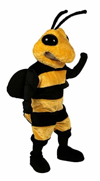 ALINCO Bee Mascot Costume