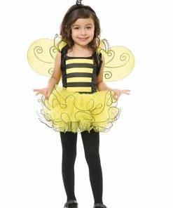 Charades girls Big Girls' Sweet Bee Costume