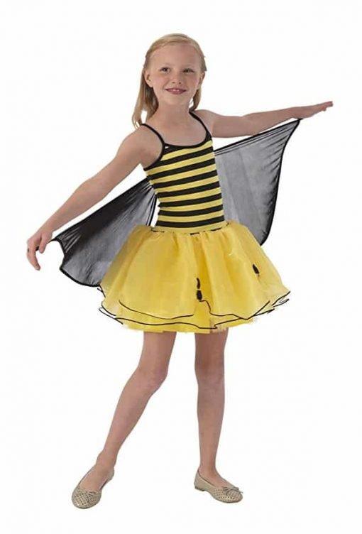 KidKraft Winged Bumblebee Dress Up Costume - M