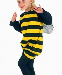 HB Toddler Bee Fancy Dress Outfit Girls Costume Book Week