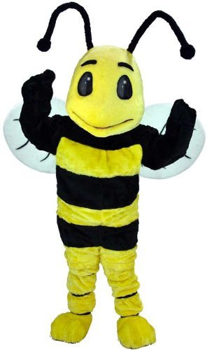 Bee Lightweight Mascot Costume