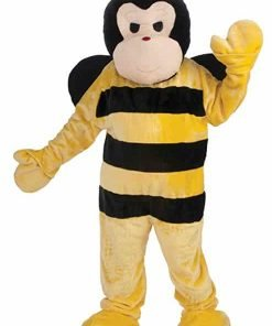 Forum Novelties Mens Bee Mascot Deluxe Costume