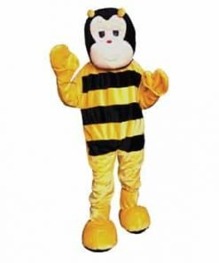 Morris Costumes - Adult Bumble Bee Mascot Costume