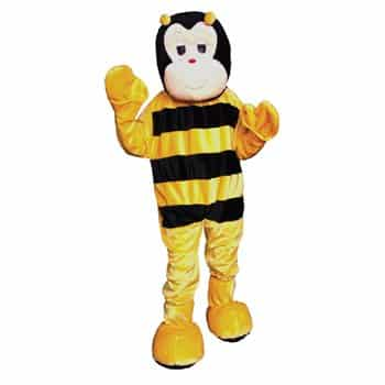 Morris Costumes - Adult Bumble Bee Mascot Costume