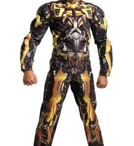 Bumblebee Classic Muscle Child Costume (10-12)