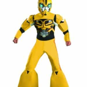 Transformers Prime Bumblebee Animated Deluxe Costume