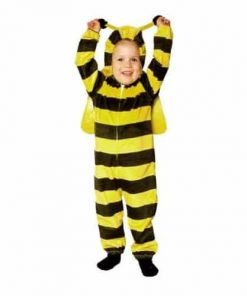 RG Costumes Honey Bee Costume with Wings, Infant/1-2