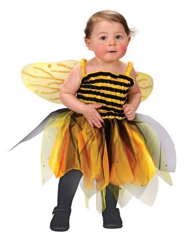 Bumble Bee Toddler Costume - 12-24 Months