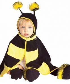 Costumes For All Occasions Ru11746I Lil Bee Infant Costume 3-12 Mo