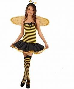 Honey Bee Kids Costume