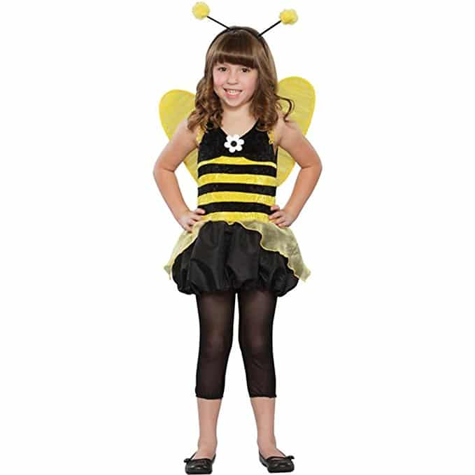 childs queen honey bee halloween costume md
