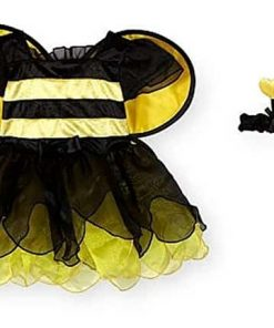Koala Kids Baby Girls Honey Bumble Bee Costume