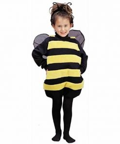 Cute Toddler Bee Halloween Costume (2T)