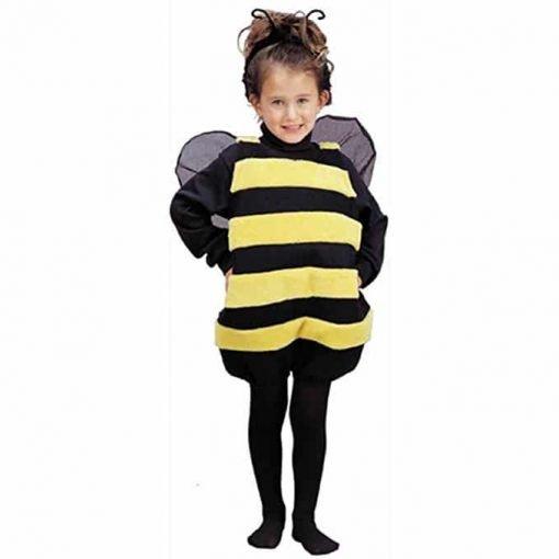 Cute Toddler Bee Halloween Costume (2T)