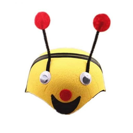 bbhoney Farm Animal Cartoon Kids Mask Hat For Cosplay Halloween Birthdays Theme Party Costume