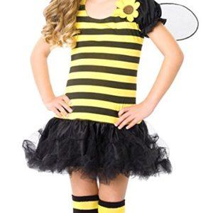 Kids-Costume Bee Md Child Halloween Costume - Child Medium