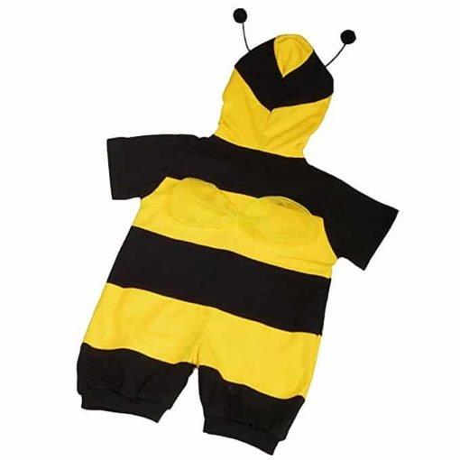 Dressy Daisy Baby Boys' Ladybug Bee Tiger Animals Halloween Fancy Party Costume Jumpsuit
