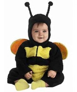 Cute Baby Bumble Bee Costume (12-18 Months)