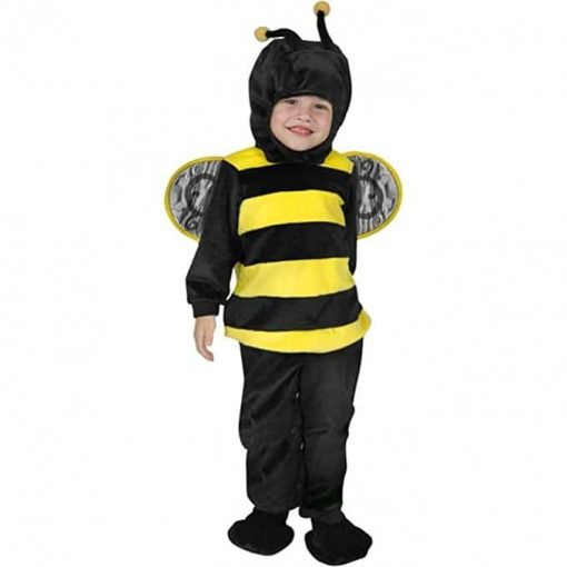 Child's Toddler Stinger Bee Costume (Size: 1-2T)
