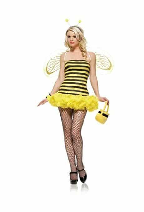 Leg Ave Women's Honey Bee Costume