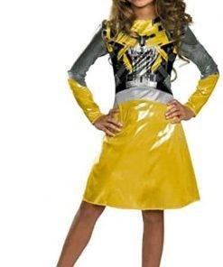 Transformers Bumblebee Girl Costume