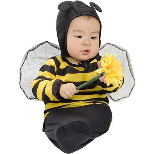 Baby Bumble Bee Costume 6 Months