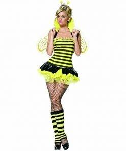 Queen Honey Bumble Bee Costume