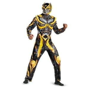 Transformers Age of Extinction Bumblebee Mens Costume deluxe