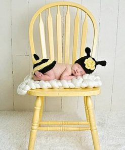 Newborn Photography Prop,amazingdeal Baby Girls Boys Bee Crochet Knit Costume
