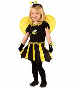 Morris Costumes Sweetheart Bee Costume - Toddler Small