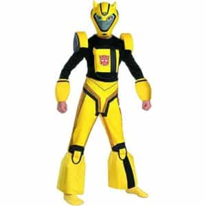 Bumblebee Cartoon Deluxe Child Costume - Small
