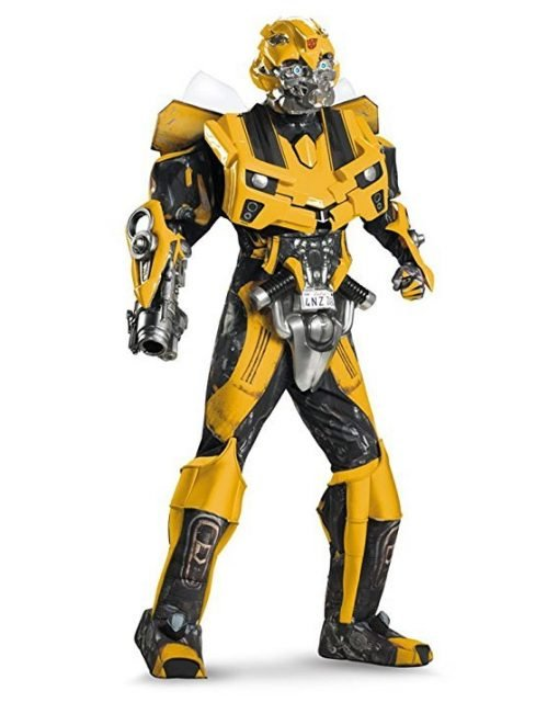 Bumblebee Theatrical Costume - X-Large - Chest Size 42-46